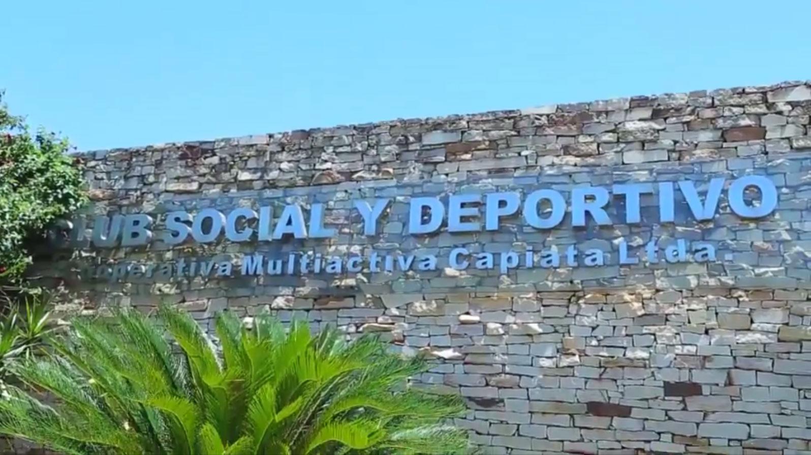 Club Social Y Deportivo Cooperativa Capiata Ltda